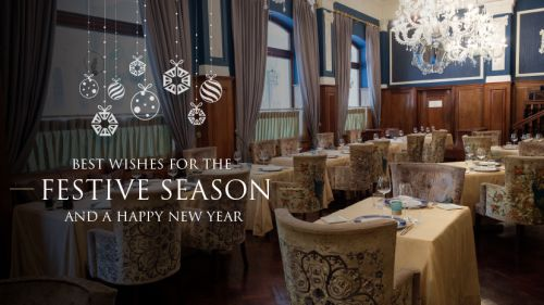 Get Festive at Taj Cape Town