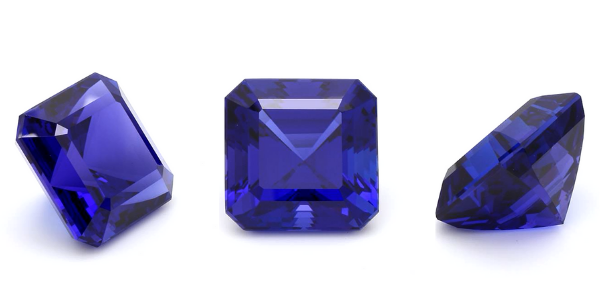 Flawless 60.70 carat Tanzanite Collectors Stone on Display at Shimansky