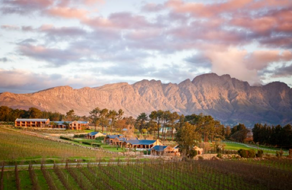 Redefining Luxury on our ILTM Africa journey with La Residence and Franschhoek's Finest